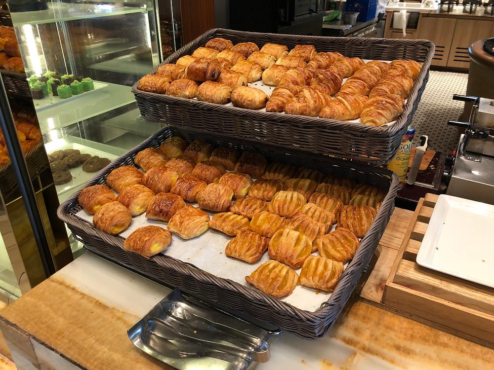 Standard yet essential breakfast fare at Kwee Zeen.