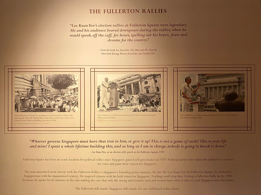 Check out the heritage gallery in the basement to find out about the hotel's rich history
