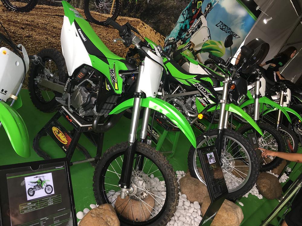 Kawasaki bikes for sale at Sepang Circuit