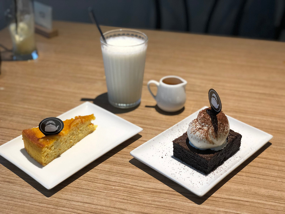 Black Kettle's desserts are simply delicious
