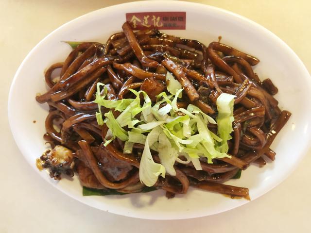 Kim Lian Kee Restaurant's signature Hokkien Mee