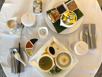 Room Service Review: Fairmont Singapore