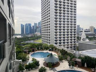 Hotel Review: Fairmont Singapore (Signature King Suite)