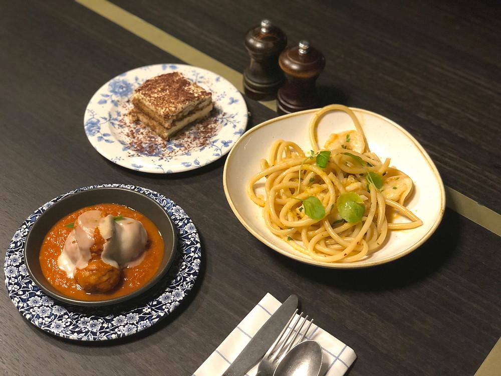 The Fantauzzo Brisbane Room Service - An Italian dinner