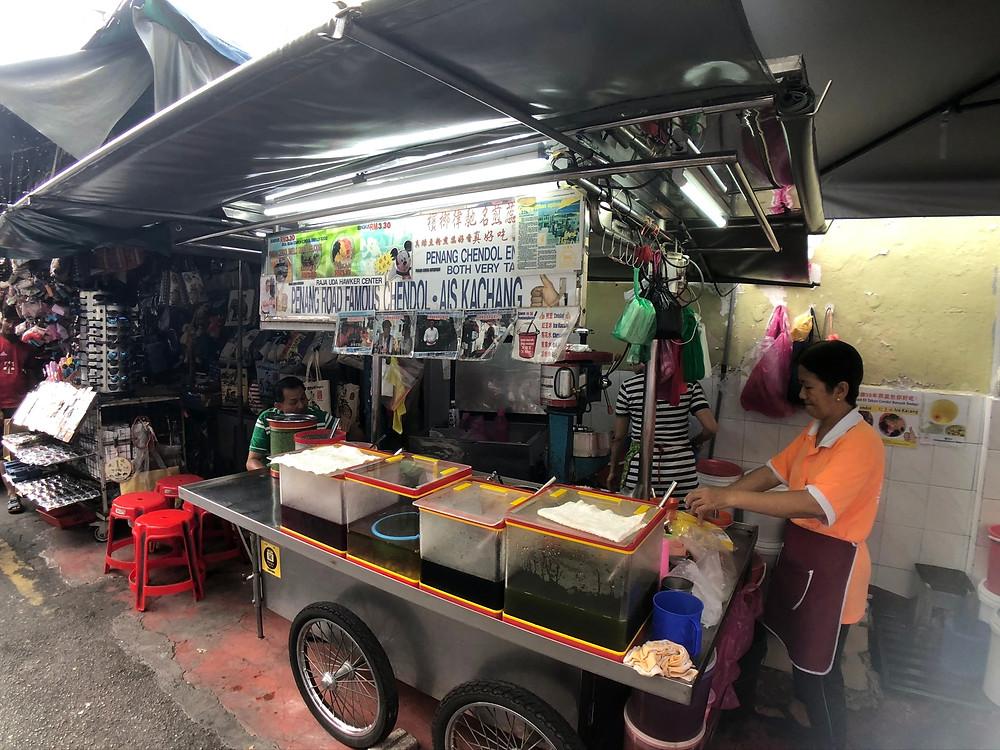 Penang Road Famous Chendol-Ais Kachang