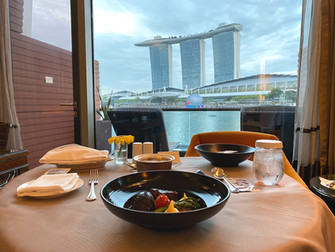 Room Service Review: The Fullerton Bay Hotel