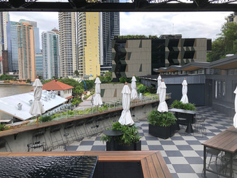 Hotel Review: The Fantauzzo Brisbane - Art Series Hotels (Deluxe Riverview Balcony)