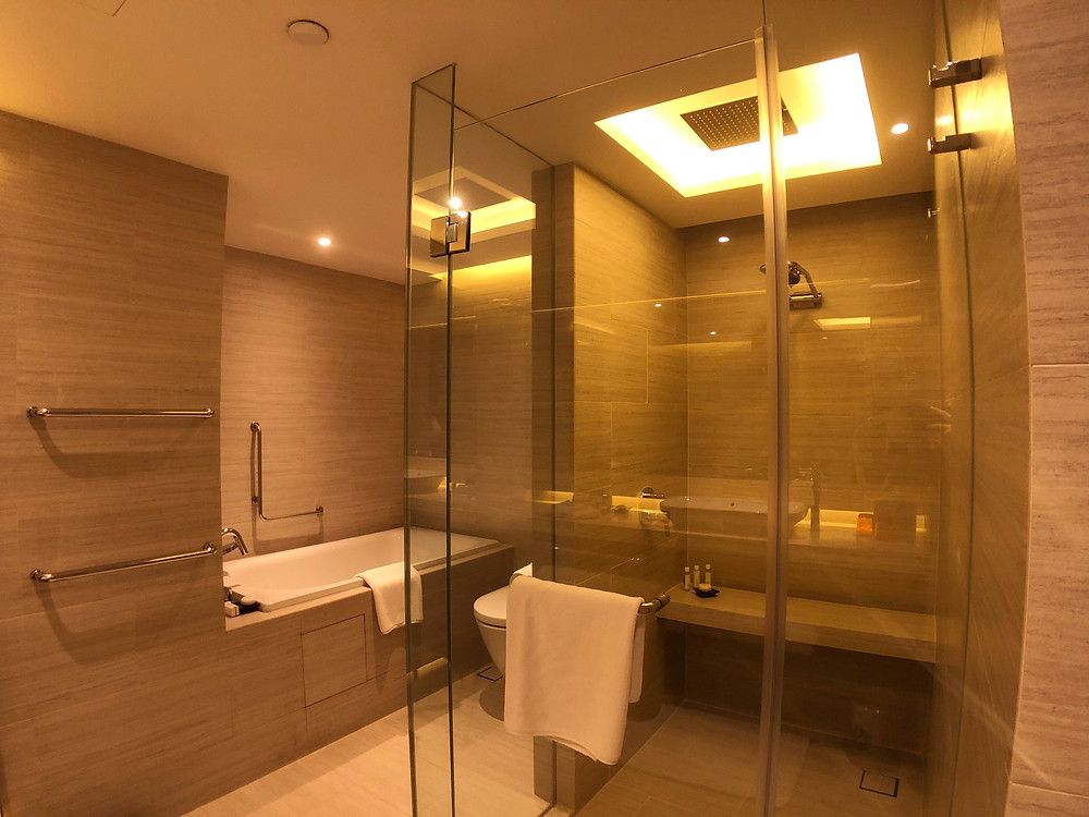 Pacific Skyline Suite - View of the bathroom