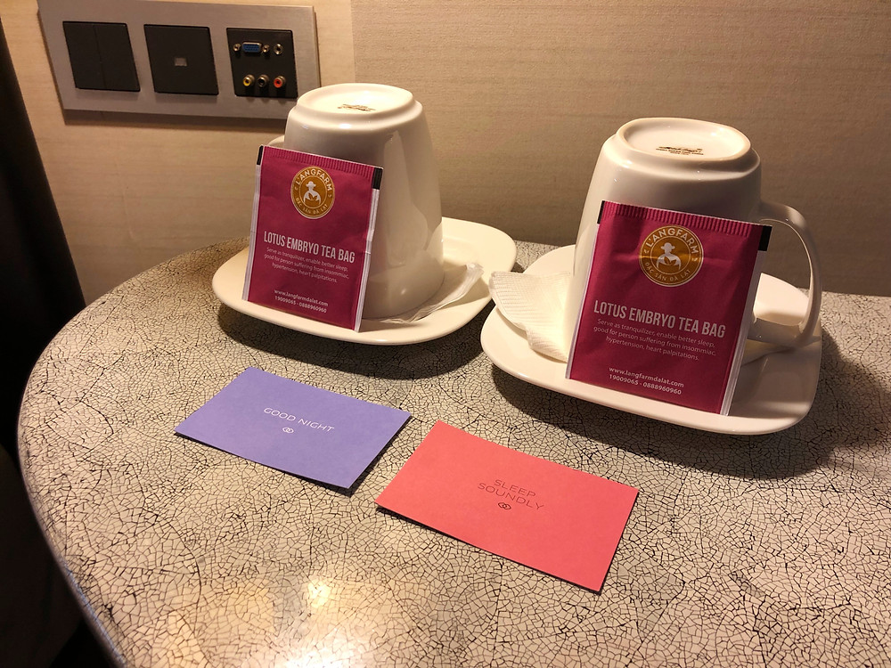 Prestige Suite - Proving solutions for a good night's sleep during turndown service