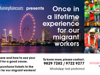 A great way to spend your SingapoRediscover Vouchers