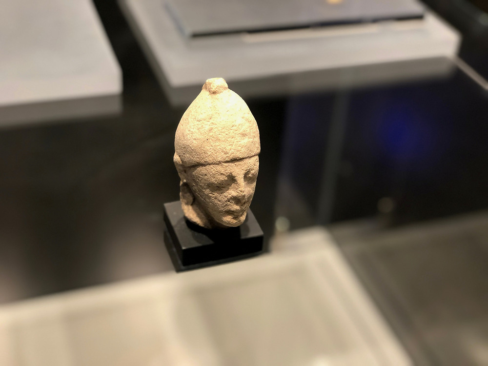 This artefact dates back to the 6th century BC