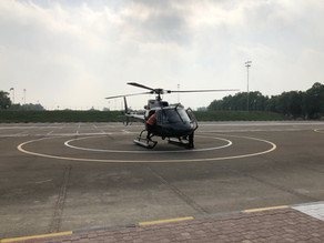 Helicopter Ride with HeliDubai