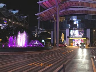 Hotel Review: JW Marriott Hotel Singapore South Beach (Premier Marina Bay View Suite)