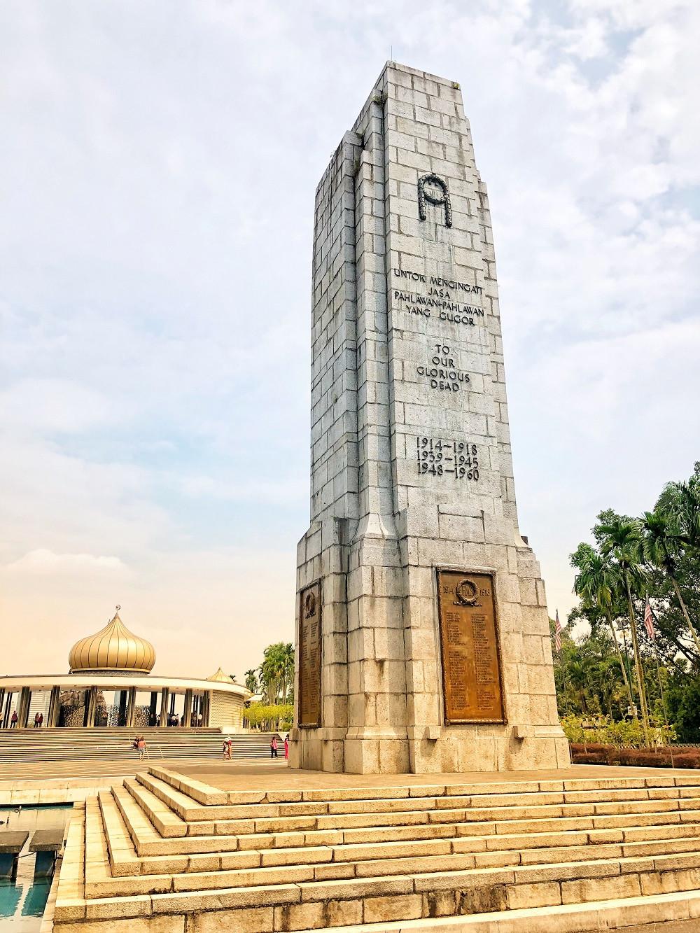 Kuala Lumpur Cenotaph