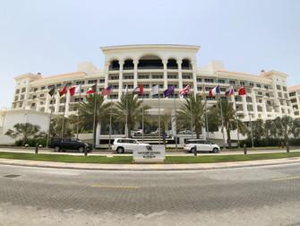 Hotel Review: Waldorf Astoria Dubai Palm Jumeirah (Waldorf Astoria Suite with Sea View)