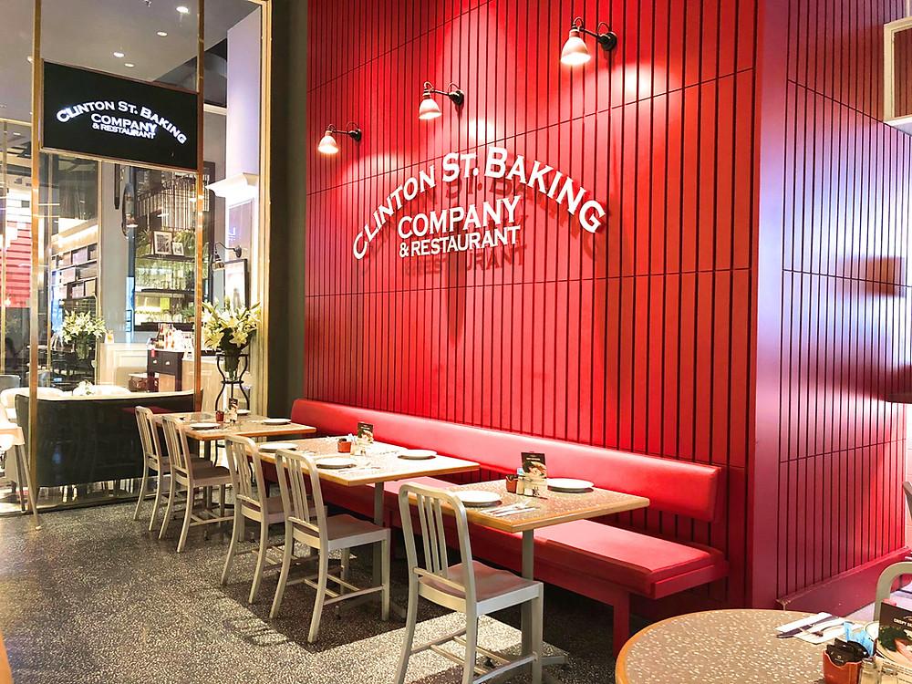 The Clinton Street Baking Company Bangkok