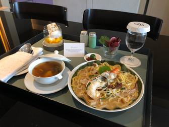 Room Service Review: Sofitel Singapore City Centre