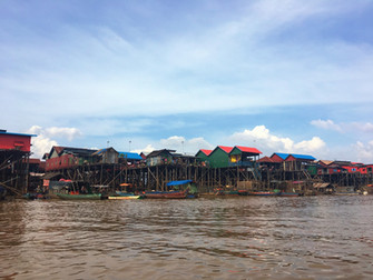 Day Trip to Kampong Khleang Floating Village
