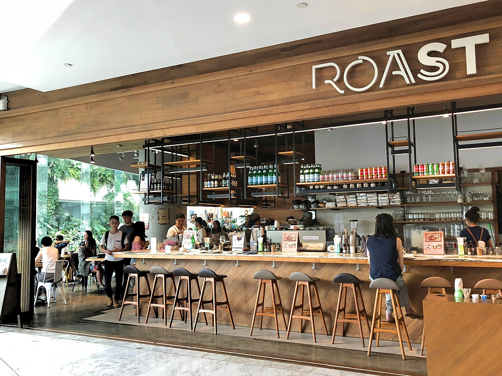 Roast at EmQuartier