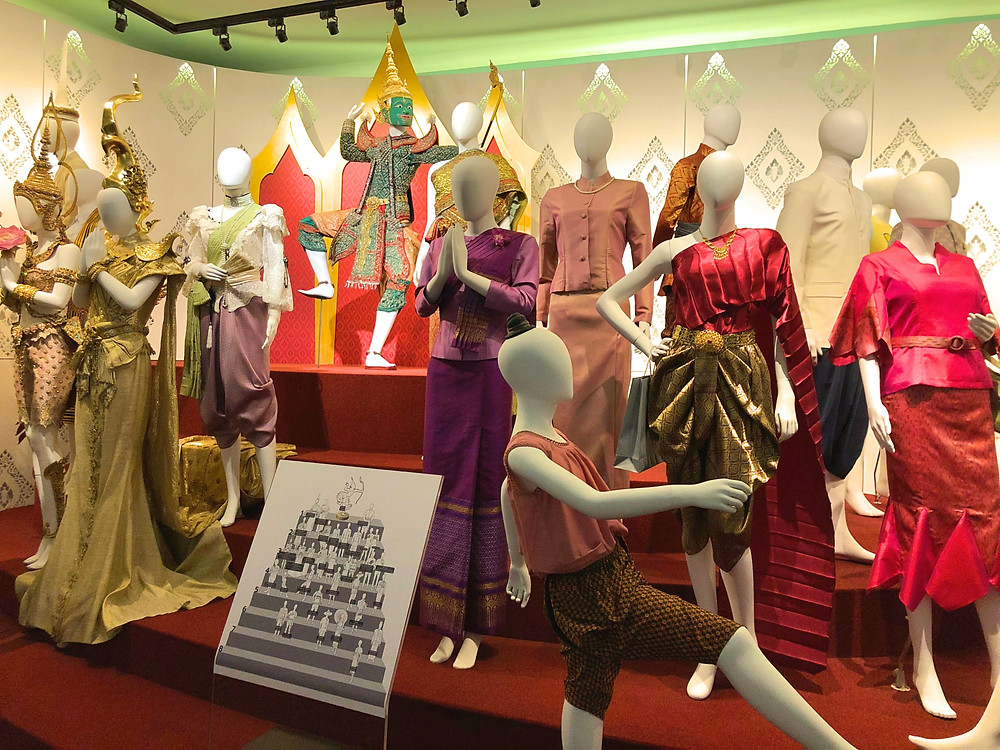 Find out what makes one Thai at Museum Siam
