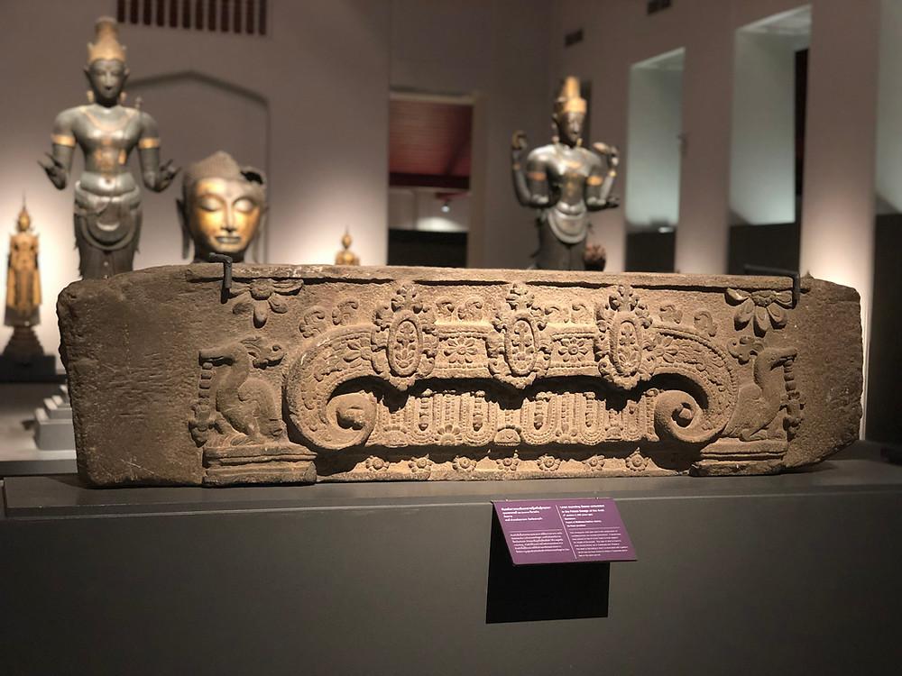 Ancient treasures at Bangkok National Museum