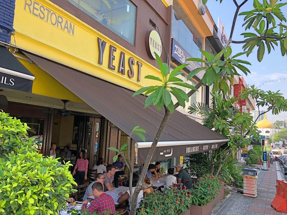 Yeast Bistronomy