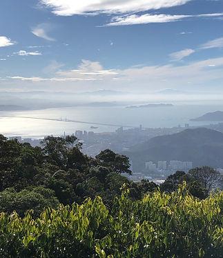 View of Penang