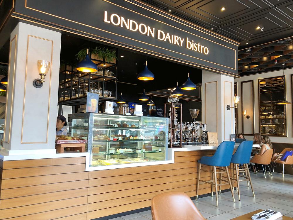 London Dairy Bistro