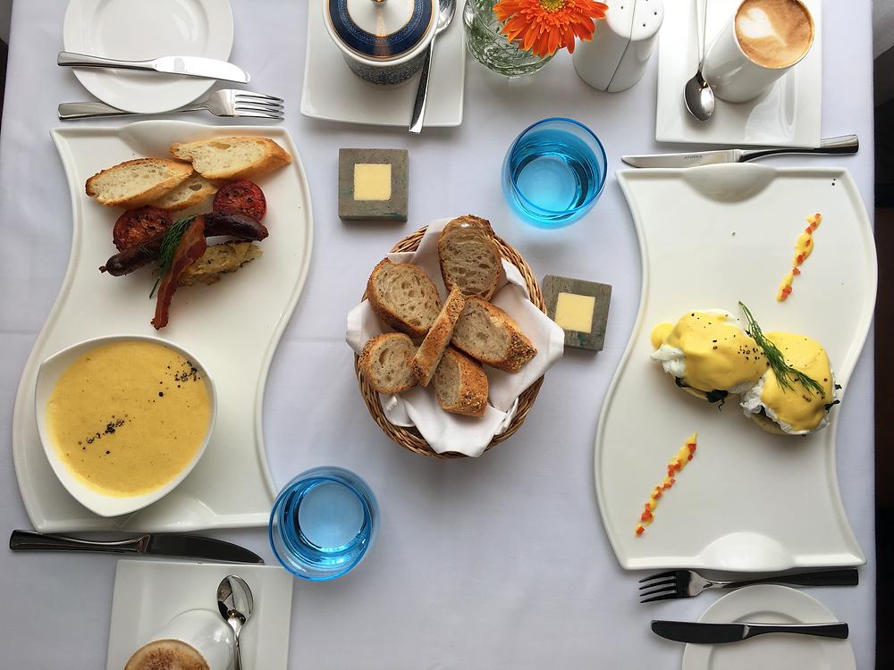 An amazing breakfast experience at Khema La Poste