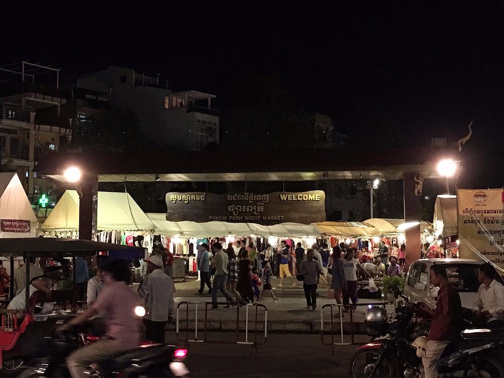 Phnom Penh Night Market (Psar Reatrey)