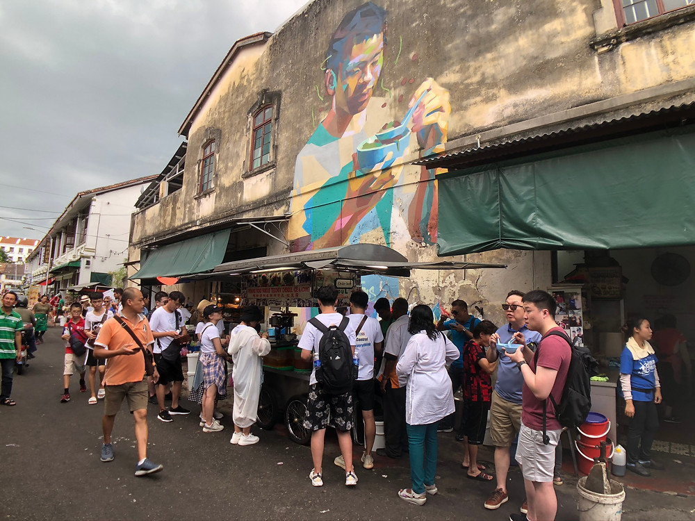 Penang Road Famous Teochew Chendul has its fair share of fans