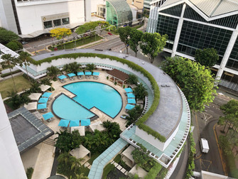 Hotel Review: Pan Pacific Singapore (Pacific Skyline Suite) - May 2019