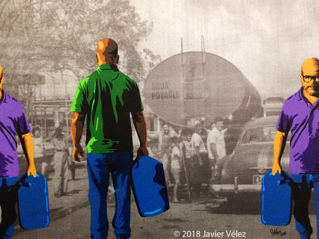 Buscando Agua 1956-2017