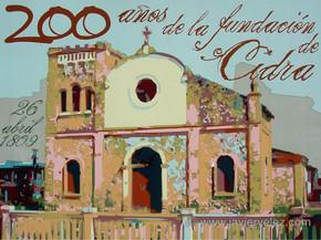 200 Años de la Fundación de Cidra