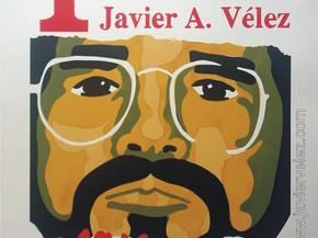 1ra exposición del artista Javier Vélez