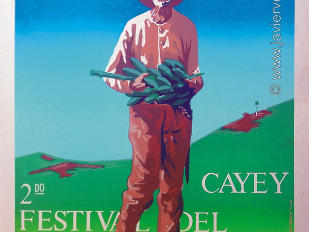 2do. Festival del Jíbaro, 1990