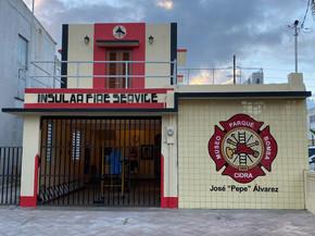 Mosaico Museo Parque Bomba, Cidra 12' x 12'