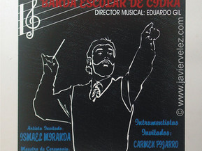 Concierto Banda Escolar de Cidra, 1996