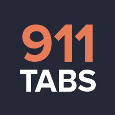 911 TABS - Tablatures
