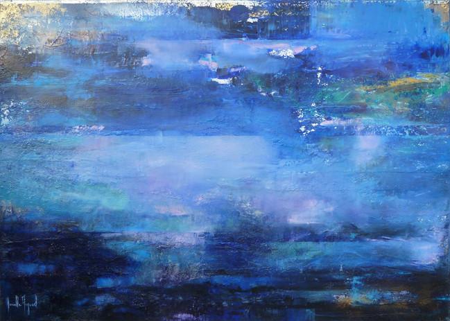 Bleu d'éternité II