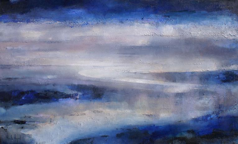 Bleu d'éternité I