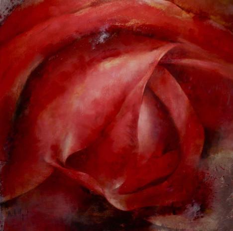 Rose origine