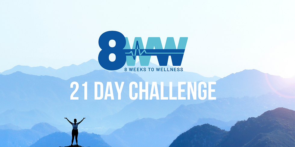 21-Day Challenge - Free Orientation (Saturday Session)