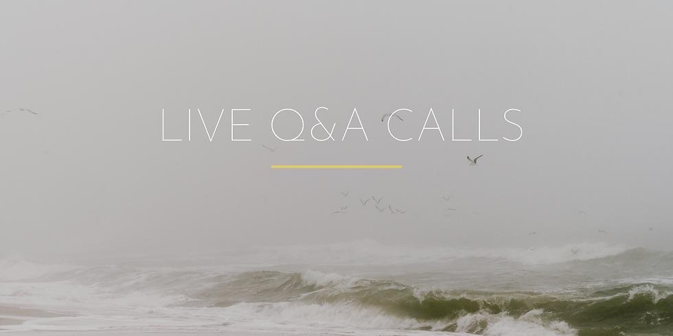 Surviving Epic Trials LIVE Q&A: 6pm