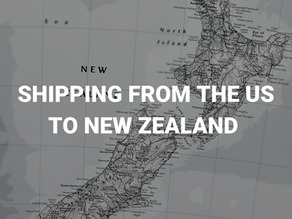 Shipping from the US to New Zealand – Oceania Export Market Series