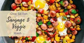 Sausage & Veggie Hash