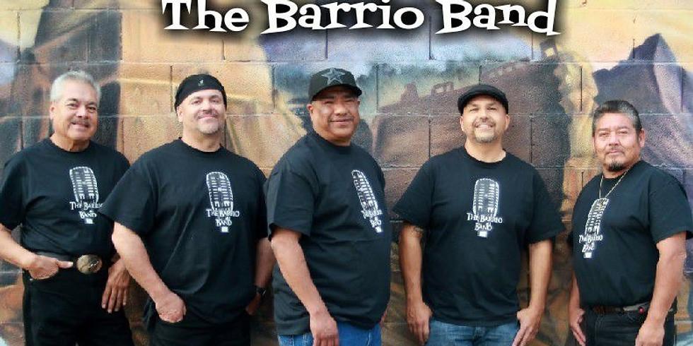 LIVE Music: The Barrio Band
