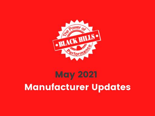 May 2021 Updates   Black Hills Ammunition