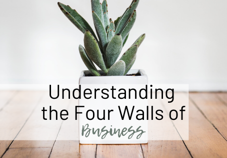 Understanding the Four Walls of Business
