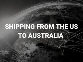 Shipping from the US to Australia – Oceania Export Market Series
